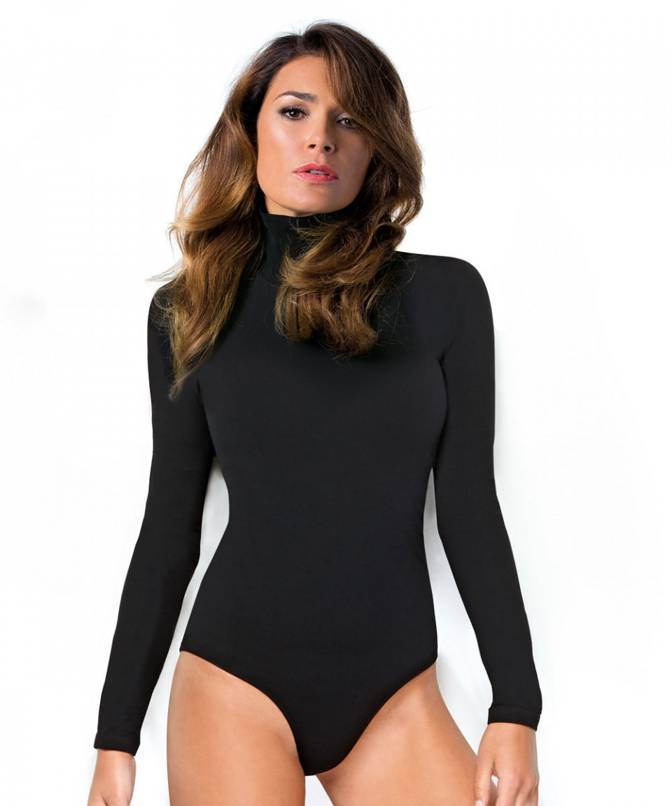 Body Dolchevita nero L/XL